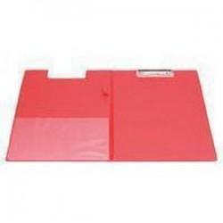 Q-CONNECT - KF01302 Rojo portapapel