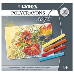 Lyra - Polycrayons Soft - 20152878