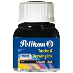 Pelikan - Tusche A kobaltblau tinta de impresión y de dibujo