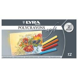 Lyra - Polycrayons Soft - 20152752