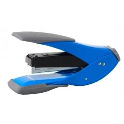 Rexel - Grapadorasin esfuerzo EasyTouch media carga azul