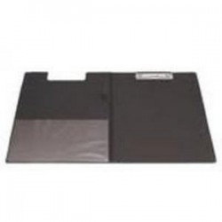 Q-CONNECT - KF01300 A4 PVC Negro portapapel
