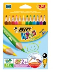 BIC - Evolution Triangle Multi 12pieza(s) laápiz de color