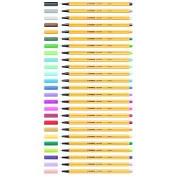 Stabilo - Point 88 Multi pluma estiligráfica