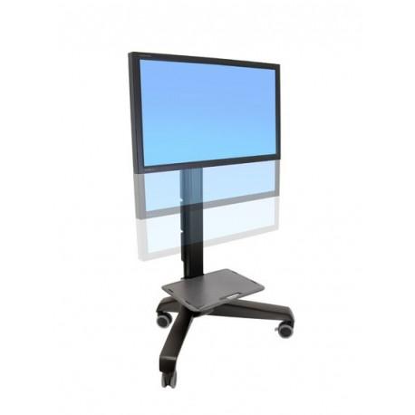 Ergotron - Neo-Flex Mobile MediaCenter VHD Panel plano Multimedia cart Negro
