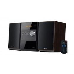 Nevir - NVR-697BCDMU sistema de audio para el hogar Microcadena de música para uso doméstico Negro 10 W