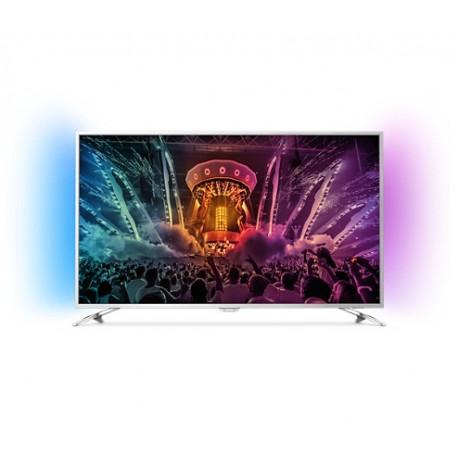 Philips - 6000 series Televisor 4K ultraplano con tecnología Android TV™ 49PUS6501/12