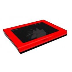 "Approx - APPNBC06 almohadilla fría 39,6 cm (15.6"") 1500 RPM Negro, Rojo"