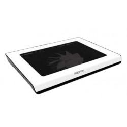 "Approx - APPNBC06 almohadilla fría 39,6 cm (15.6"") 1500 RPM Negro, Blanco"