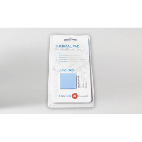 CoolBox - Thermal pad 3.17W/m·K compuesto disipador de calor