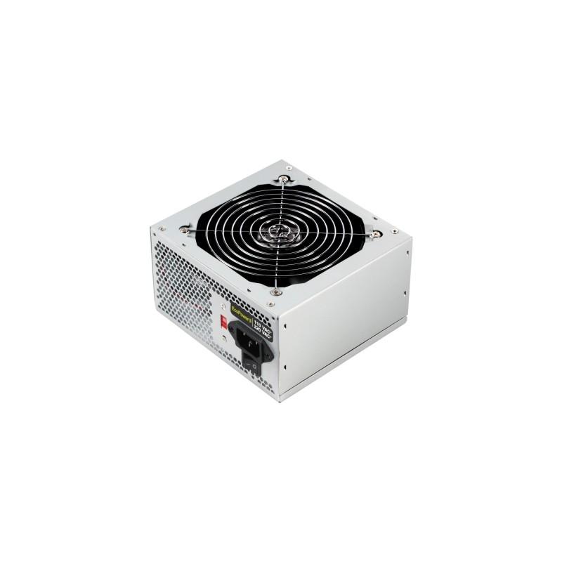 TooQ - TQEP-500S-INT 500W ATX Plata