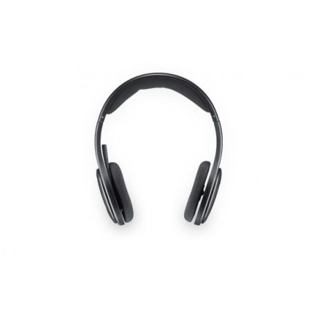 Logitech - H800 Binaurale Diadema Negro auricular con micrófono