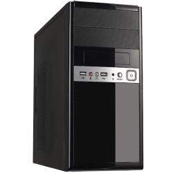 UNYKAch - UK-6011 U3 carcasa de ordenador Mini-Tower Negro 500 W