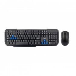 3GO - COMBODRILEW USB Negro teclado