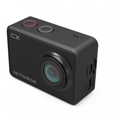 ACTIVEON - CX 5MP Full HD CMOS Wifi 60g cámara para deporte de acción