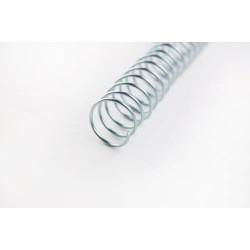 GBC - Espiral Metálica 06mm Negro (Caja 100)