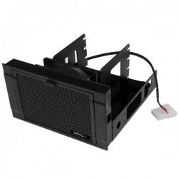 StarTech.com - BRACKET425F panel bahía disco duro 2x 5.25 Carrier panel Negro