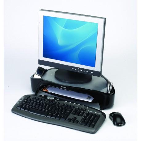 """Fellowes - 8020801 21"""" Negro soporte de mesa para pantalla plana"""