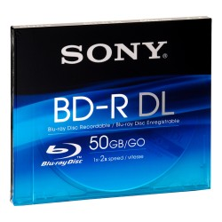 Sony - BNR50AV disco blu-ray lectura/escritura (BD)