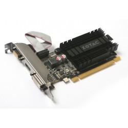 Zotac - ZT-71302-20L tarjeta gráfica GeForce GT 710 2 GB GDDR3