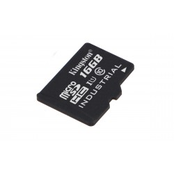 Kingston Technology - Industrial Temperature microSD UHS-I 16GB 16GB MicroSDHC UHS-I Clase 10 memoria flash - 20231601