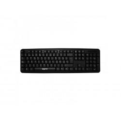 Approx - appKBECO teclado USB QWERTY Negro