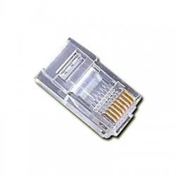 iggual - Conector RJ45 categoria 6 UTP 50 Und.