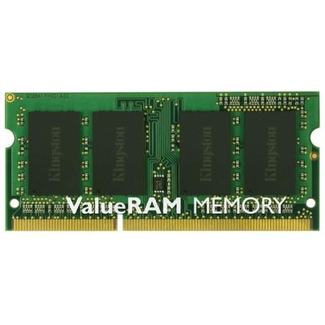 Kingston Technology - ValueRAM 8GB DDR3 1333MHz Module 8GB DDR3 1333MHz módulo de memoria - 4246144