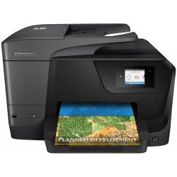 HP - OfficeJet Pro 8710 AiO 4800 x 1200DPI Inyección de tinta térmica A4 22ppm Wifi