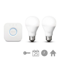 Philips by Signify - Hue White Kit de inicio E27