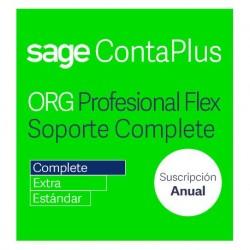 Sage Software - ContaPlusOrg Profesional Flex