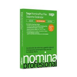 Sage Software - NominaPlus Profesional Flex - 20459005