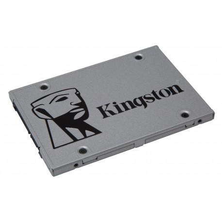 "Kingston Technology - SSDNow UV400 480GB Desktop/Notebook Upg. Kit 480GB 2.5"" Serial ATA III"