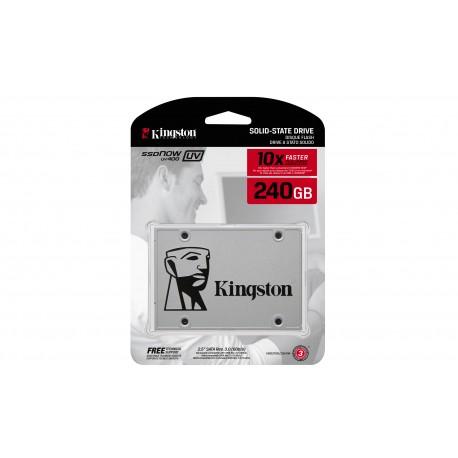 """Kingston Technology - SSDNow UV400 240GB 240GB 2.5"""" Serial ATA III"""