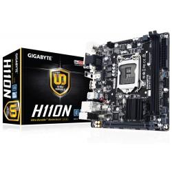 Gigabyte - GA-H110N Intel H110 Mini-ITX placa base
