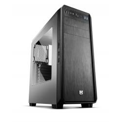 NOX - NXHUMMERZS carcasa de ordenador Midi-Tower Negro