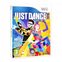 Ubisoft - Just Dance 2016, Wii Básico Nintendo Wii Italiano vídeo juego