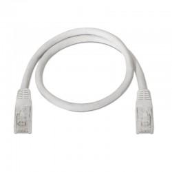 Nanocable - 10.20.0403-W cable de red 3 m Cat6 U/UTP (UTP) Blanco