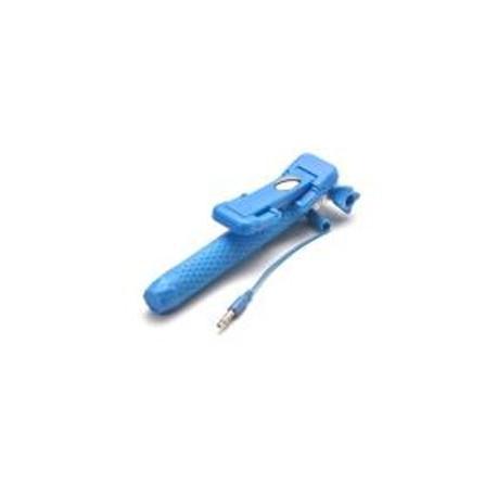 Celly - MINISELFIELB Smartphone Azul palo para autofotos