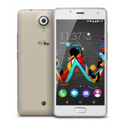Wiko - U Feel SIM doble 4G 16GB Color blanco