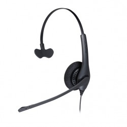 Jabra - BIZ 1500 Mono QD Auriculares Diadema Negro