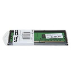 Nilox - 1GB PC2-4200 módulo de memoria 1 x 1 GB DDR2 533 MHz