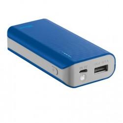 Trust - Primo 4400 batería externa Azul 4400 mAh