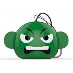 Celly - MINI SPEAKER HULKY Mono portable speaker Verde