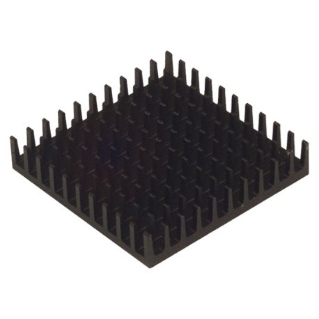 Raspberry Pi - 750-0881 Negro hardware accesorio de refrigeración