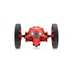Parrot - Jumping Night Marshall Negro, Rojo dron con cámara