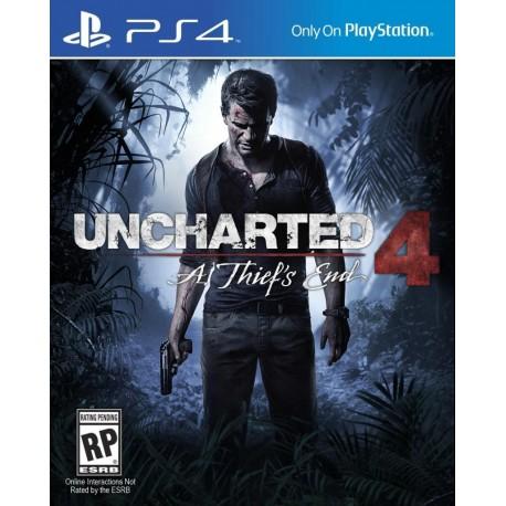 Sony - Uncharted4: A Thief's End Básico PlayStation 4 Español vídeo juego