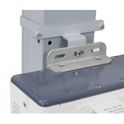 Ergotron - 97-818-214 Gris Kit de montaje accesorio de carrito para portátil y ordenador