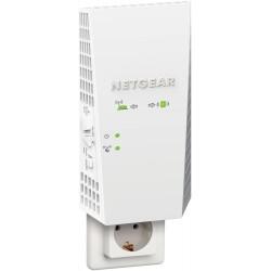 Netgear - Nighthawk X4 Repetidor de red 10,100,1000 Mbit/s Blanco