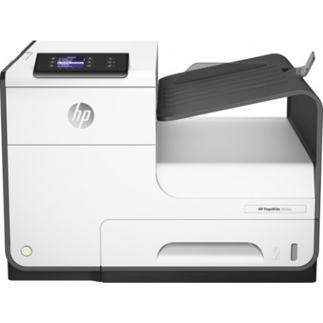 HP - PageWide 352dw Color 1200 x 1200DPI A4 Negro Color blanco